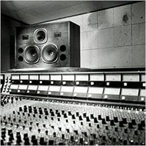 TANNOY History Through 1970 Professional Recording Studio