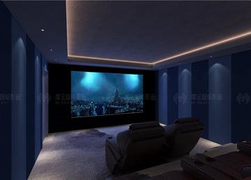 北京 | 远洋天著私人影院案例