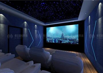 北京 | 御汤山私人影院案例
