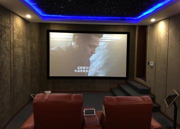 北京 | 西山林语案例私人影院+KTV案例