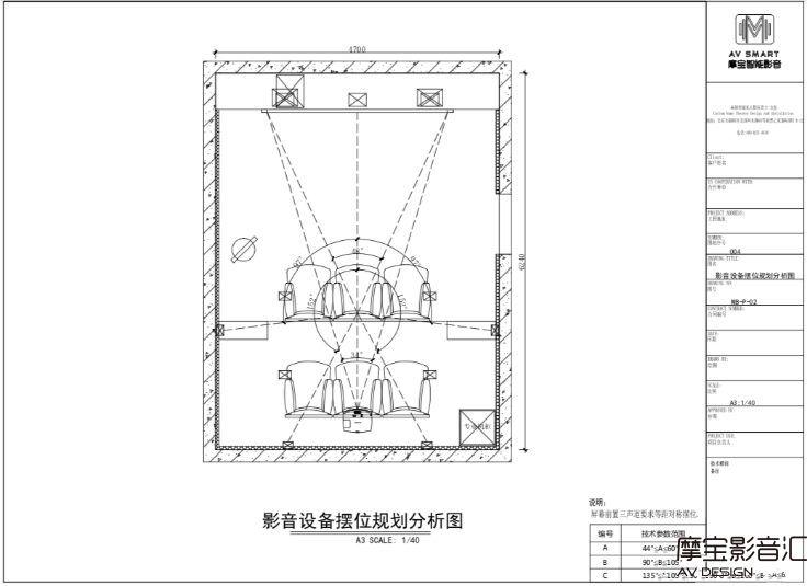 摩宝智能影音北京 | 中信墅私人影院案例