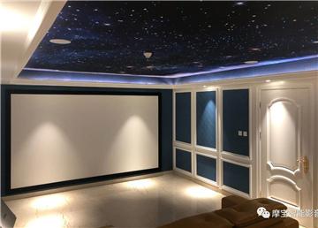 【案例】北京天竺新新家园:多功能影音室K歌影院两不误,满足全家娱乐需求!